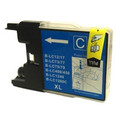 Compatible Brother LC1240 Cyan Ink Cartridge