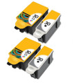 4 Ink Cartridges Replace 30 For Kodak ESP C100 C110 C115 C300 C310
