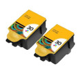 2 Colour Ink Cartridges Replace 30 For Kodak ESP C100 C110 C115 C300 C310