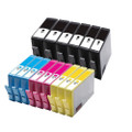 15 Ink Cartridges For HP 5510 5515 5511 5512 5514 5515 5520 5522 5524 6510 6512