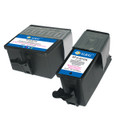 G&G Compatible 10XLB 10XLC Ink For Kodak Easyshare 5100 5300 5500 ESP3 ESP5 (2-Pack)