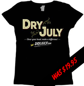 Women's Dry July 2015 T-Shirt