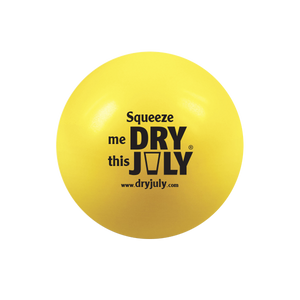 Dry July Stress Ball