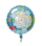 """""""It's a boy!"""" Round Balloon"""