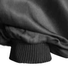 Detail of CORE Kungfu Uniform leg cuff