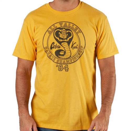 Karate Kid Cobra Kai All Valley High Tee