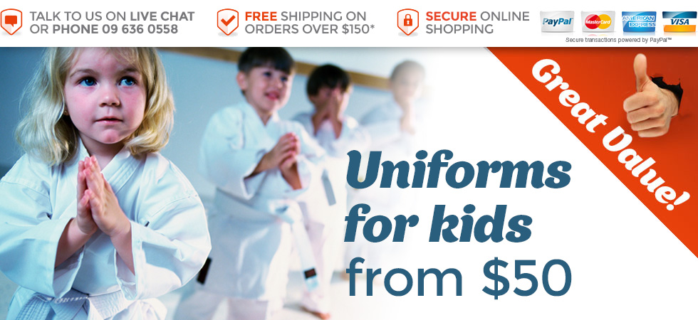 Uniforms for Kids
