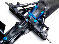 F104 ADJUSTABLE FRONT ARM SET