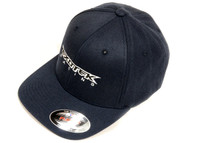 EXOTEK FLEXFIT HAT - NAVY