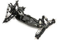 EXO22T 7075 MM ST CHASSIS SET for TLR22T/ 22T 2.0 (ST)