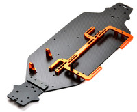 WR8 SPEED CHASSIS conversion for HPI WR8 FLUX