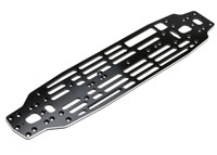 EXO-FIVE 7075 BOTTOM PLATE, for EXO-FIVE 5