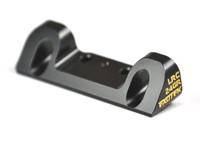 22 3.0 BRASS REAR/FRONT LRC HANGER, BLACK