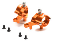 MICRO RS4 ALLOY STEERING HUBS, 1 pair