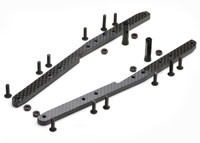 D216 CARBON FIBER CHASSIS RAIL SET