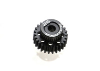 FLITE 26t 48p PINION, black pom w/ alloy collar