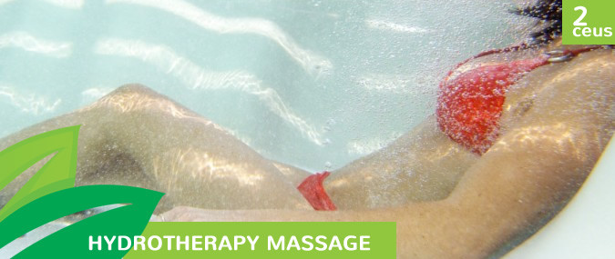 Intro to Hydrotherapy
