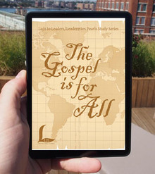 The Gospel is for All eBook - Study on the book of Acts
