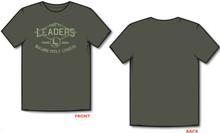 """Green """"Vintage"""" L2L Logo T-Shirt"""