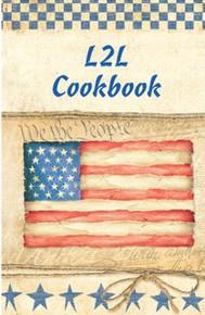 L2L Cookbook (Fundraiser Item)