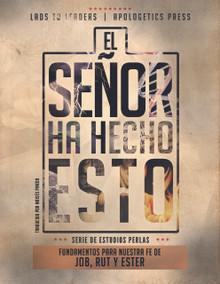 El Señor Ha Hecho Esto - Spanish Version Pearls Study Guide