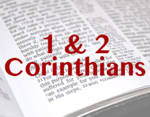 Bible Bowl Bundle 2018 CD - 1 & 2 Corinthians