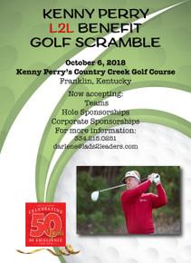 Golf Scramble Individual Player