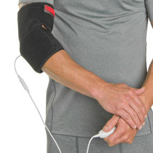 +Venture KB-1260 Plug-in Infrared Heat Therapy Elbow Wrap