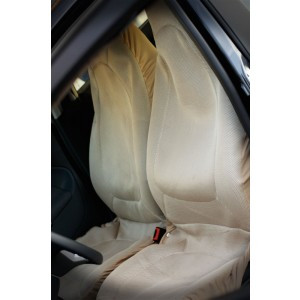 Heated Single Car Seat Cover