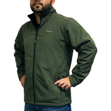 Men's Battery Heated Soft Shell Jacket. Parts Numbers VH-659-M