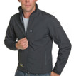 City Collection Soft Shell Heated Jacket for Men, 9690M