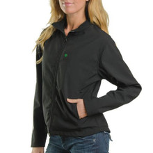 City Collection Soft Shell Heated Jacket for Women,9691