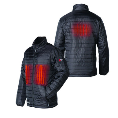 Men's  Heated Insulated Jacket BH-1670