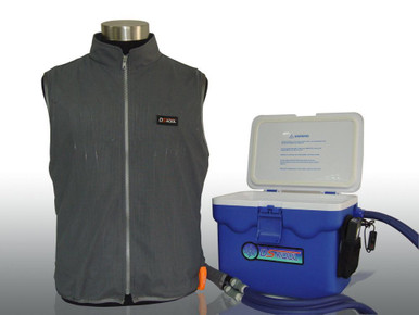 Circulating Cold Water cooling vest  with 1.5G cooler