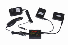 AC DC Charger with Batteries