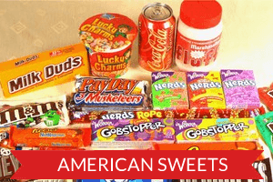 Shop Our American Sweets Range
