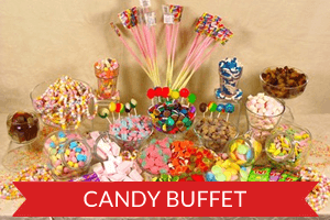 Shop Our Candy Buffet Range
