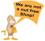 Not a Nut Free Shop