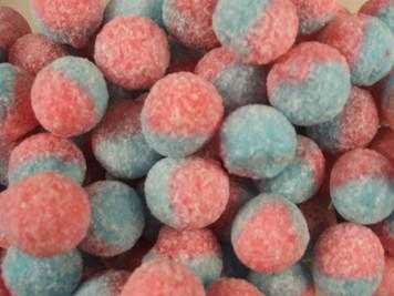 Barnetts Mega Sour Bubblegum