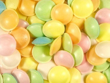 Small Flying Saucers Jar