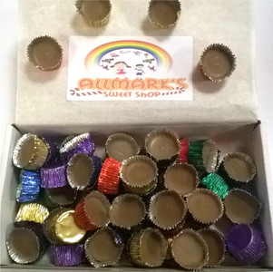 Chocolate Cups Gift Pack x 50 cups