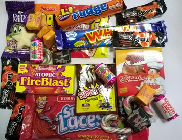 Retro Sweets Pack