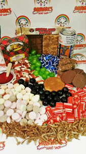 Scottish Sweets Hamper Box