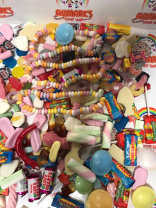 Mega Pick n Mix Sweets Tub 1 kilo