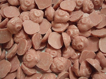 Pink Chocolate Porky Pigs
