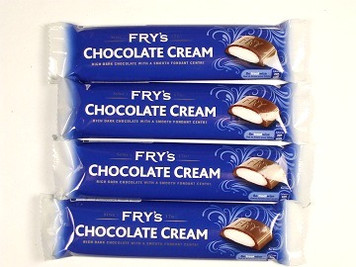 Frys Chocolate Vanilla Cream x 2