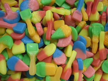 Beach Mix  Gum Sweets