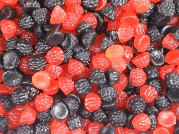Blackberry and Raspberry Gums
