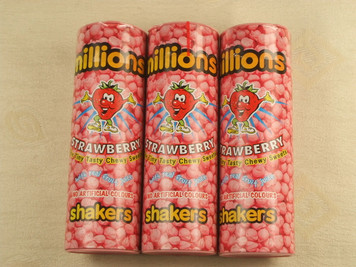 Strawberry Millions Tubes x 1