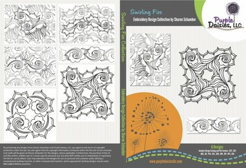 Swirling Fire Collection